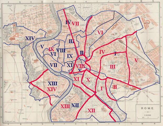 Rome muni